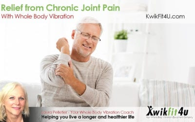 Relief from Chronic Joint Pain using Whole Body Vibration