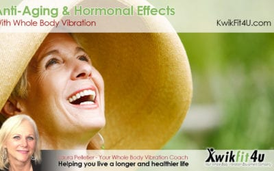 Anti-Aging & Hormonal Effects of Whole Body Vibration Treatment