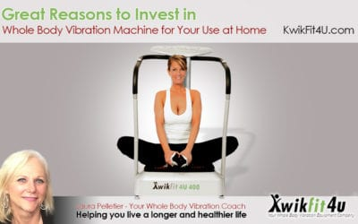 Great Reasons to Invest in a Whole Body Vibration Exercise Machine for Your Use at Home