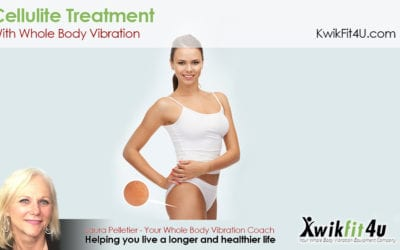 Using Whole Body Vibration for cellulite treatment
