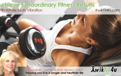 Achieve Extraordinary Results Having a Session with Vibration Fitness Plates
